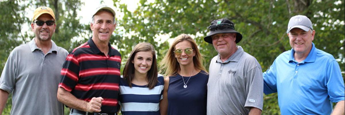 Kilee Brookbank Charity Celebrity Golf Tournament 2016