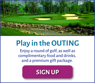 Kilee Brookbank Celebrity Golf Event