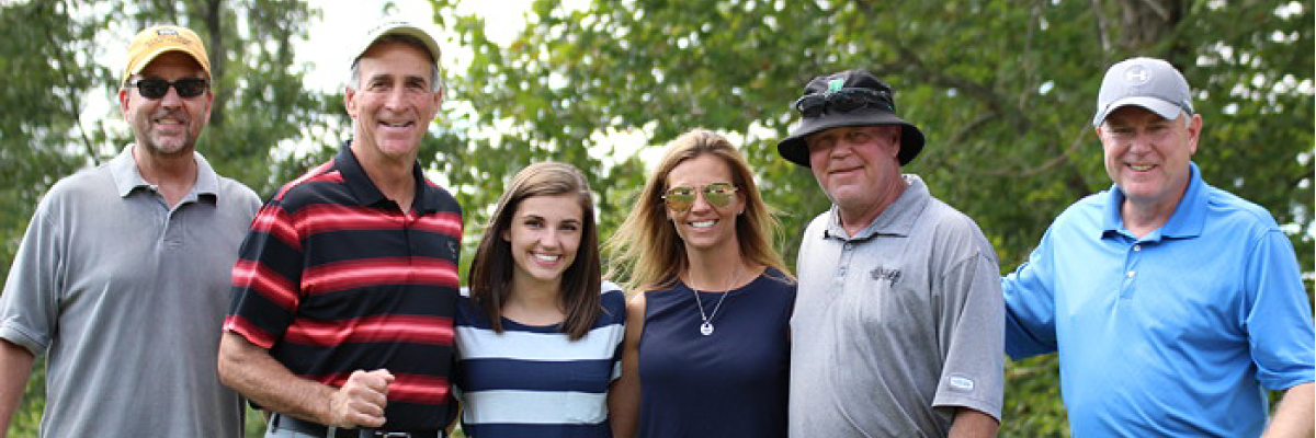 Kilee Brookbank Charity Celebrity Golf Tournament 2016